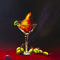 Pear Martini by David Gorski
