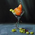 Pear Martini by Jason Walcott