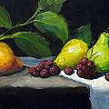 Pear Row by Jason Walcott