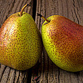 Pear Still Life by Garry Gay