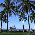 Pearl Harbor Hawaii by Daniel Hagerman