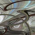Pearl Swirl by Ginny Schmidt