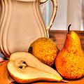 Pears by DeWayne Beard