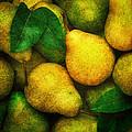 Pears by Mauro Celotti