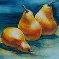 Pears Of Three by Jani Freimann