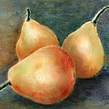 Pears Still Life by Colleen Taylor