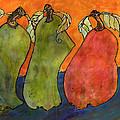 Pears Surrealism Art by Blenda Studio