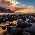 Pebble Beach - Arctic Style by Andy Bitterer