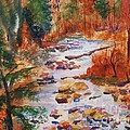 Pebbled Creek by Ellen Levinson