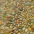 Pebbles  by Rick  Monyahan