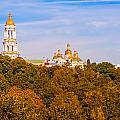 Pechersk Lavra Tower Bell by Alain De Maximy