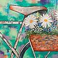 Pedal Petal by Amber Malarsie Moritz