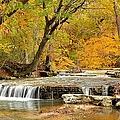Pedelo Falls by Deena Stoddard