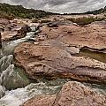Pedernales Falls by Todd Aaron