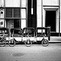 Pedicab Nyc by Ferry Zievinger