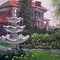 Peel Mansion by Timothy Jones