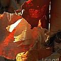 Peeling Off The Layers by Marcia Lee Jones