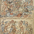 Peers And Commoners Fighting by British Library
