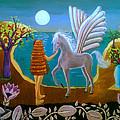 Pegasus by Alicia Sotomayor