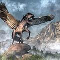 Pegasus by Daniel Eskridge