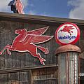 Pegasus And Mobilgas by David and Carol Kelly