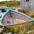 Peggy's Cove 11 by Betsy Knapp