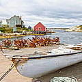 Peggy's Cove 4 by Betsy Knapp