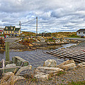 Peggy's Cove 8 by Betsy Knapp