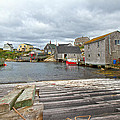 Peggy's Cove 9 by Betsy Knapp