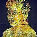 Pele Woman by Heidi Lee