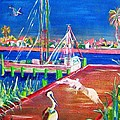 Pelican Landing by Patricia Taylor