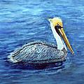 Pelican by Loretta Luglio
