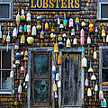 Pemaquid Lobster Shack by Diana Powell
