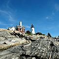 Pemaquid Point by Alan Russo