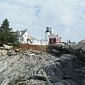 Pemaquid Point Lighthouse by Joseph Rennie
