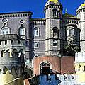 Pena National Palace by Jose Elias - Sofia Pereira