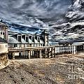 Penarth Pier 6 by Steve Purnell