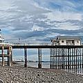 Penarth Pier Panorama 1 by Steve Purnell
