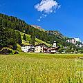 Penia - Fassa Valley by Antonio Scarpi