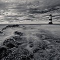 Penmon Lighthouse by Beverly Cash