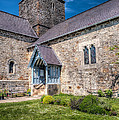 Penmon Priory by Adrian Evans