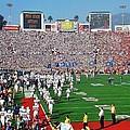 Penn State Rose Bowl by Benjamin Yeager