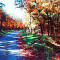 Pennsylvania Autumn 008 by Dean Wittle