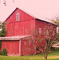 Pennsylvania Barn  Cira 1700 by Eric  Schiabor