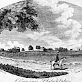 Pennsylvania Farm, 1795 by Granger