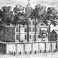 Pennsylvania Hospital by Granger