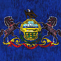 Pennsylvania by World Art Prints And Designs