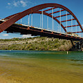 Pennybacker 360 Bridge, Austin, Texas by Panoramic Images