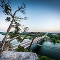 Pennybacker Bridge Austin by David Morefield