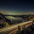 Pennybacker Bridge by David Morefield